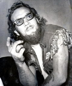 Photo of Sonny Barger