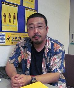 Photo of Yoshihiro Nakamura