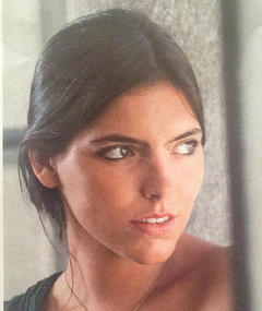 Photo of Jacqueline Lentzou