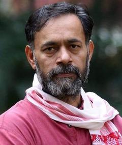 Photo of Yogendra Yadav