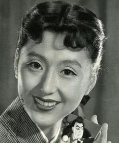 Photo of Keiko Tsushima