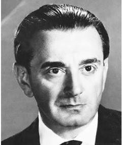 Photo of Miklós Rózsa