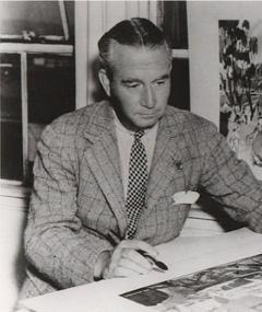 Photo of William Cameron Menzies