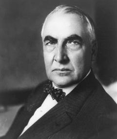 Photo of Warren G. Harding