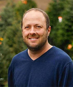 Photo of Jay Asher