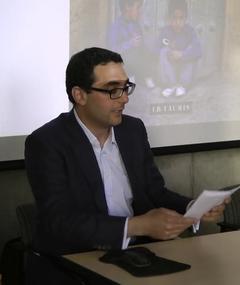 Photo of Cyrus Massoudi