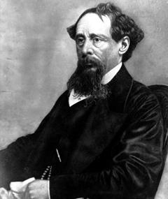 Photo of Charles Dickens