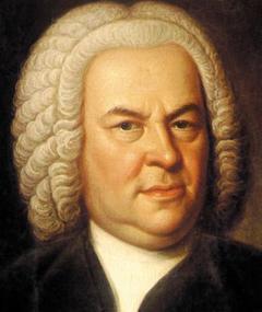 Foto von Johann Sebastian Bach