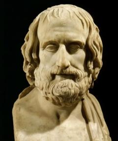 Photo of Euripides