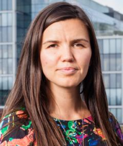 Photo of Julia Nottingham