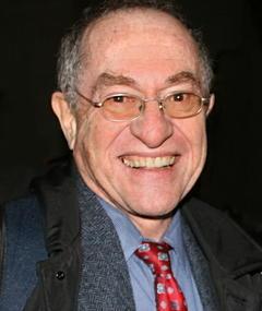 Photo of Alan Dershowitz