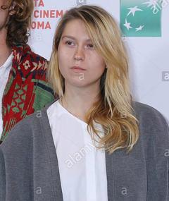 Photo of Kseniya Sereda