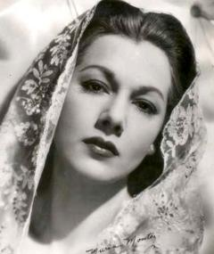 Photo of María Montez