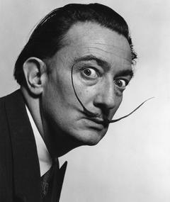Foto di Salvador Dalí