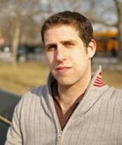 Photo of Daniel Kitrosser