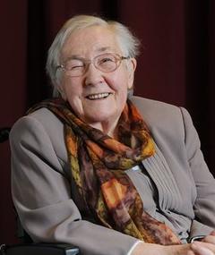 Photo of Elaine Morgan