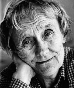 Photo of Astrid Lindgren