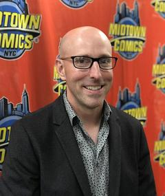 Photo of Brian K. Vaughan