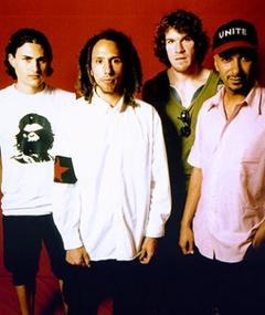 Photo of Rage Against the Machine
