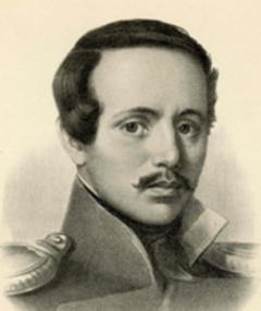 Photo of Mikhail Lermontov