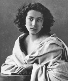 Photo of Sarah Bernhardt