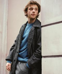 Photo of Benjamin Voisin