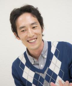 Photo of Tomihiko Morimi