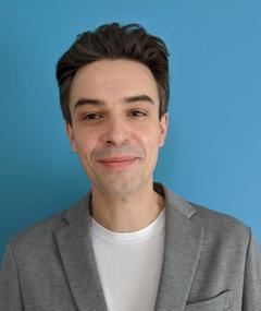 Photo of Benjamin Massoubre