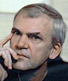 Photo of Milan Kundera