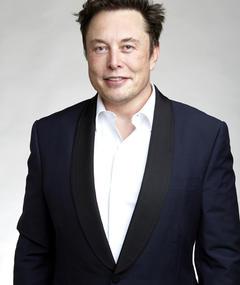 Foto van Elon Musk