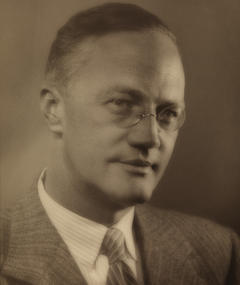 Photo of Sigurd Hoel