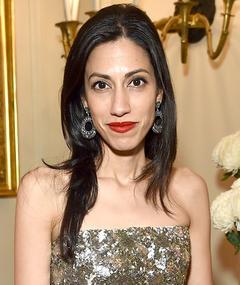 Photo of Huma Abedin