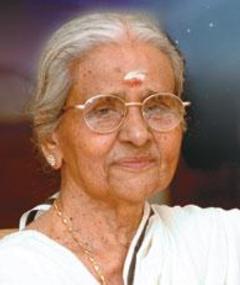 Photo of Aranmula Ponnamma