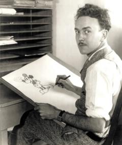 Photo of Ub Iwerks