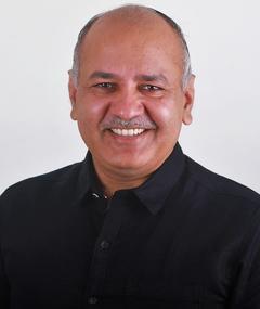 Photo of Manish Sisodia