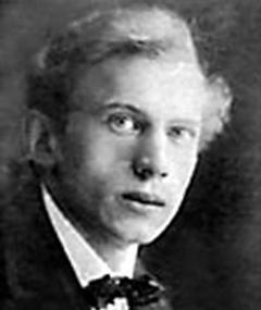 Photo of Hermann Warm