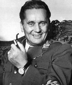 Foto de Josip Broz Tito