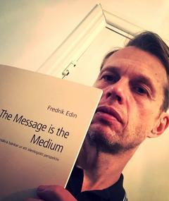 Photo of Fredrik Edin