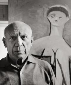 Foto de Pablo Picasso