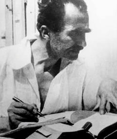 Photo of Nikos Kazantzakis