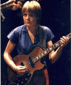 Photo of Tina Weymouth