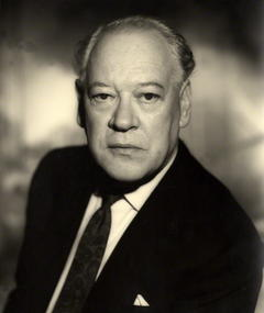 Photo of Clive Morton