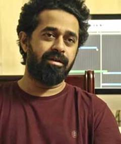 Photo of Rex Vijayan