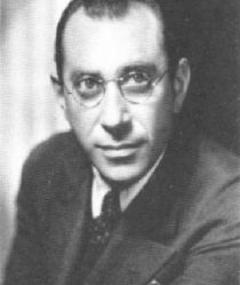 Photo of Herbert J. Biberman