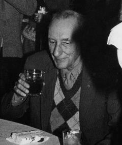 Photo of William S. Burroughs