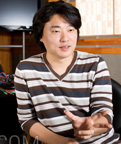 Photo of Kim Jun-seok