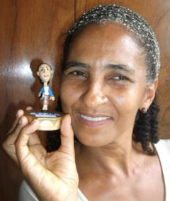 Photo of Luciana Souza