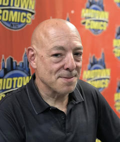 Photo of Brian Michael Bendis