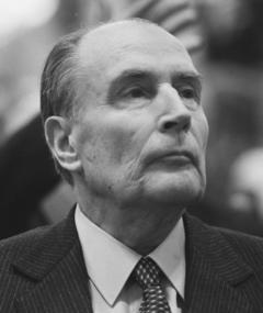 Photo of François Mitterrand
