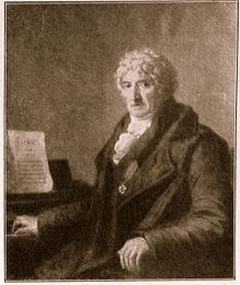 Photo of Pierre Monsigny